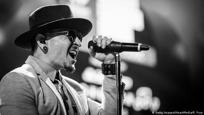 Linkin Park - Sänger Chester Bennington gestorben (Getty Images/iHeartMedia/R. Fury)