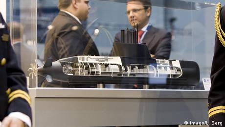 Το Βερολίνο συνεχίζει να εξάγει υποβρύχια στην Τουρκία