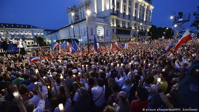 Polen Justizreform