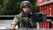Mexiko   Acht Kartellmirglieder bei Schusswechsel in Mexiko-Stadt getötet
