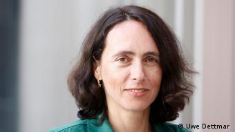 Professorin für Geographische Stadtforschung/ Stadtforscherin Susanne Heeg (privat)