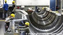 Siemens AG Konstruktion von Gasturbinen in Berlin