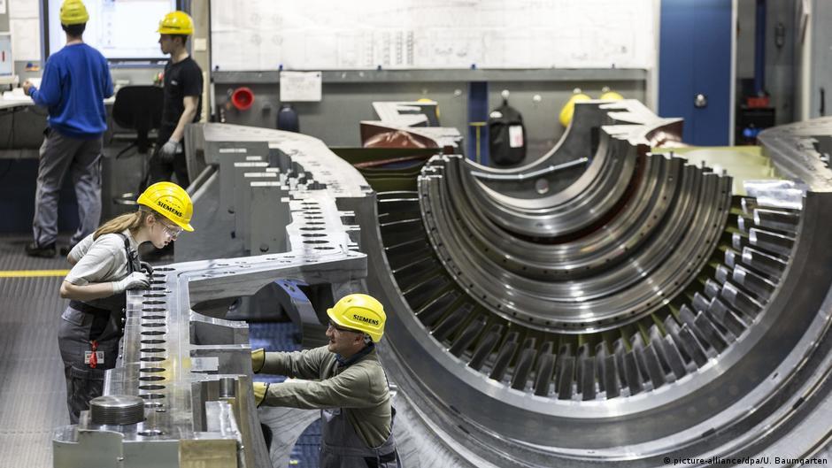 От какого бизнеса в России отказывается Siemens | DW | 21.07.2017