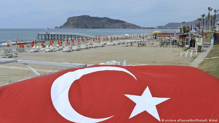 Turcia, Alanya (picture alliance/NurPhoto/A. Widak)