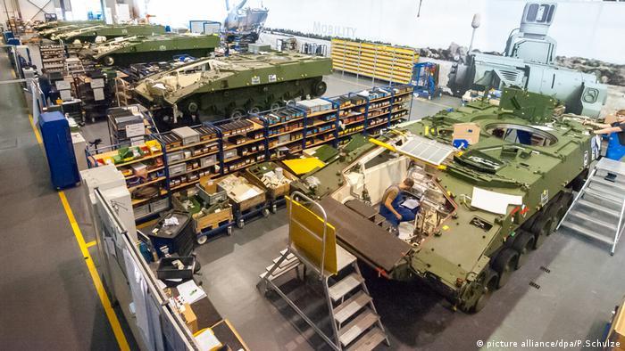 تقرير: شركة ألمانية تملك قطر أسهماً فيها تنوي تصنيع دبابات لتركيا 39786549_303