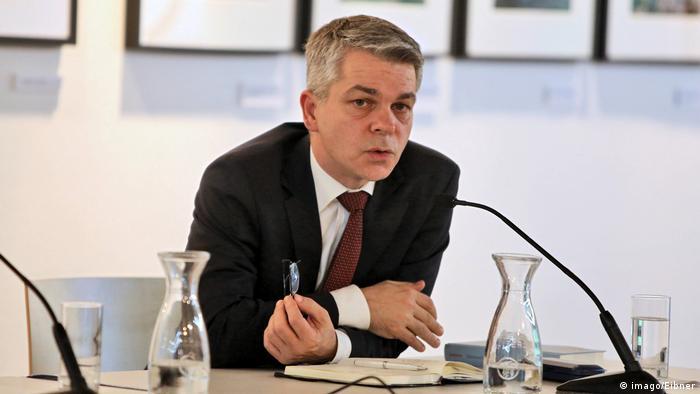 Deutschland Prof. Dr. Carlo Masala