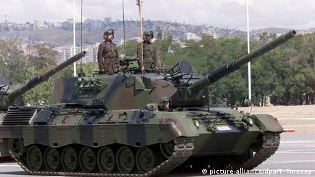 Πράσινοι και Αριστερά: Όχι άλλα όπλα στην Τουρκία