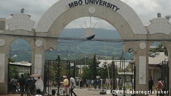 Äthiopien Oromiya MBO Universität