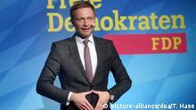 Christian Lindner, FDP Politischer Aschermittwoch