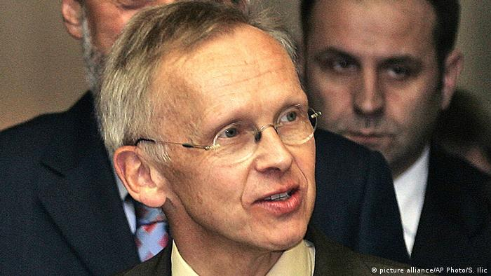 Reinhard Priebe 2005 (picture alliance/AP Photo/S. Ilic)