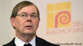 Hans Langendörfer, Sekretär der katholischen Deutschen Bischofskonferenz (Foto: picture-alliance/dpa/M. Murat)