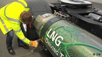 Αυξάνονται γοργά οι πωλήσεις υγροποιημένου αερίου LNG