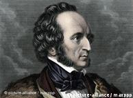 Portrait Mendelssohn Foto Costa Leemage