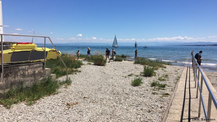 Mein Sommer Lieblingsort Das Strandbad Horn In Konstanz Am Bodensee