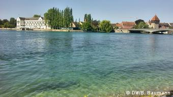 Lakeside scene of Constance (DW/B. Baumann)