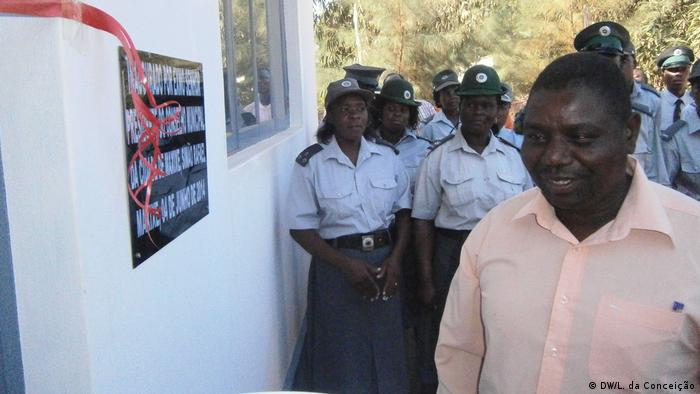 Mosambik Hohe Preise in den Bau von Gebäuden (DW/L. da Conceição)
