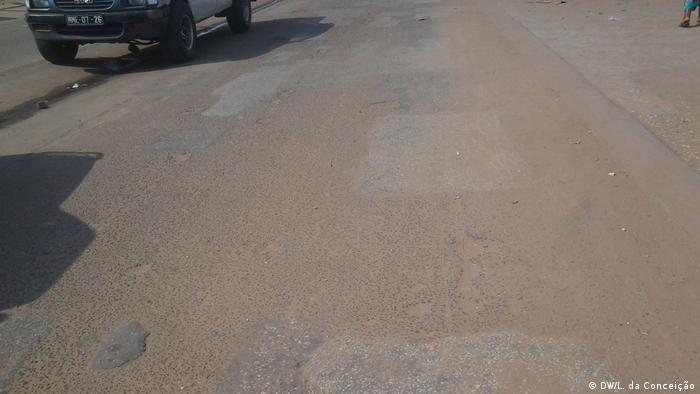 Mosambik ohne Qualitätsarbeiten (DW/L. da Conceição)