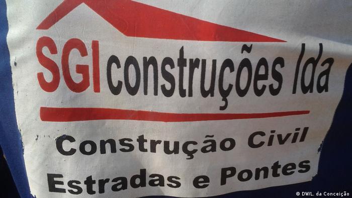 Mosambik Günstlingswirtschaft bei der Auswahl der Unternehmen (DW/L. da Conceição)