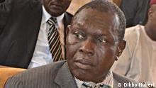 Tchad Bürgermeister von Moundou Laokein Kourayo