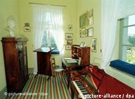 Sala de trabalho de Mendelssohn