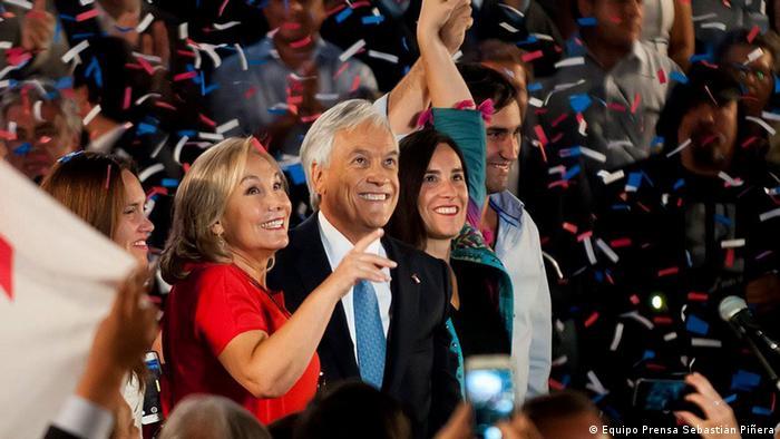 Chile - Kandidat Sebastian Piñera und die Präsidentschaftswahl
