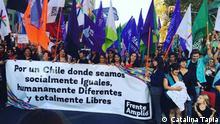 """""""Frente Amplio"""", alianza de varias corrientes, aspirante al gobierno"""