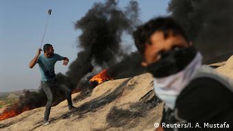 Μαζικές διαδηλώσεις Παλαιστινίων αναμένονται την ημέρα εγκαινίων της αμερικανικής πρεσβείας.