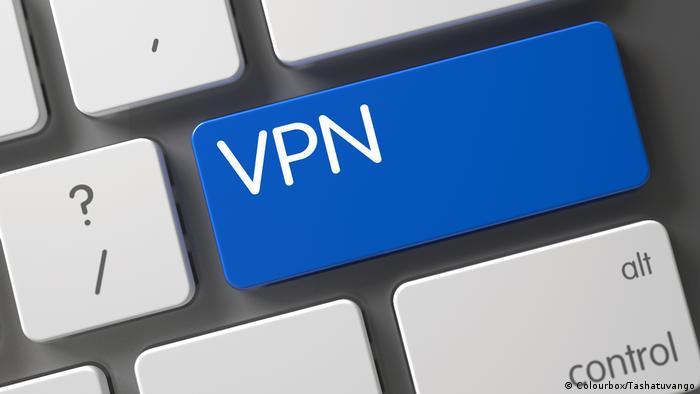 Клавиша VPN