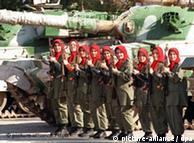 اعضای سازمان مجاهدین در عراق
