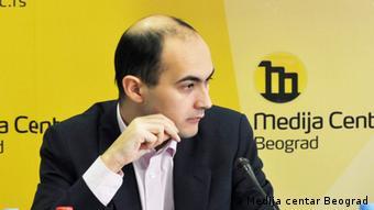 Dragoljub Rajic serbischer Ökonom
