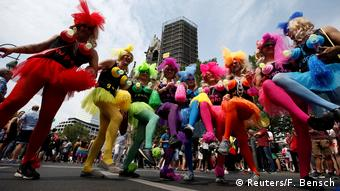 Christopher Street Day in Berlin (Reuters/F. Bensch)