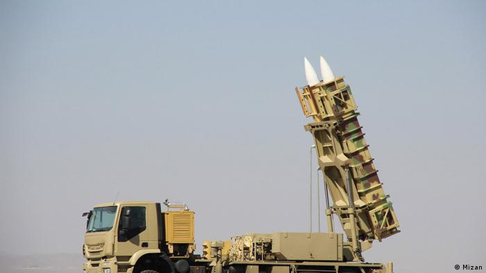 Iran Sayyad-3 (Mizan)