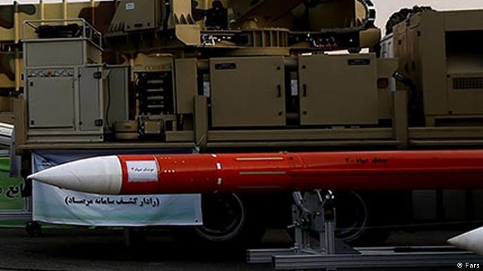 Iran Sayyad-3 (Fars)