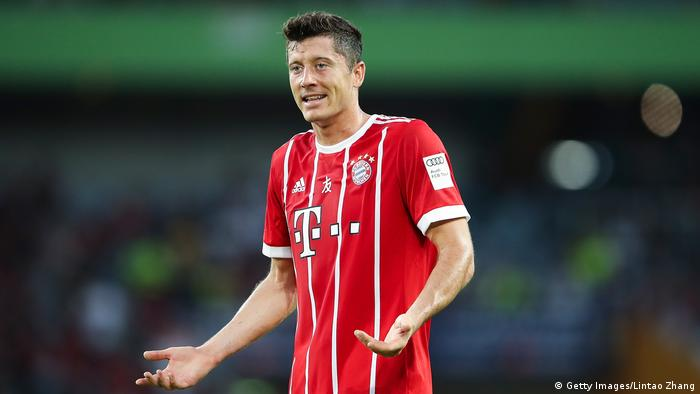 Bayern boss Ancelotti moving on from Lewandowski controversy