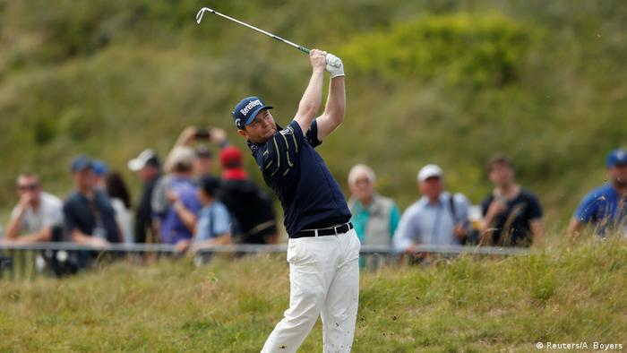 The 146th Open Championship - Branden Grace, Südafrika (Reuters/A. Boyers)