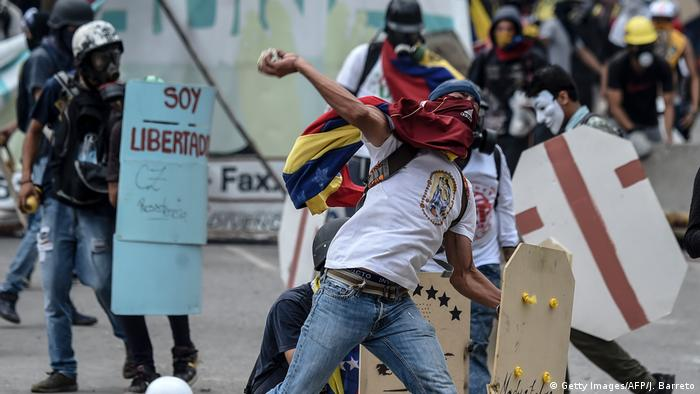 Protests in Venezuela