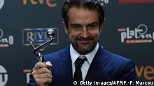 Premios Platin Filmpreis in Madrid - Lorenzo Vigas (Getty Images/AFP/P.-P. Marcou)