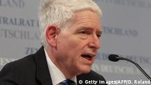 Präsident des Zentralrates der Juden Josef Schuster fordert Islamverbände zu mehr Antisemitismus auf
