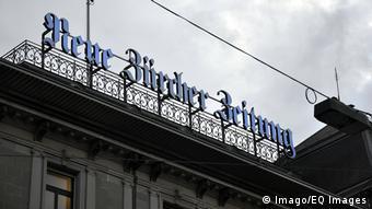 Neue Zürcher Zeitung in Zürich