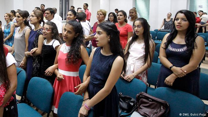 Serbien Zeugen Jehovas in Niš