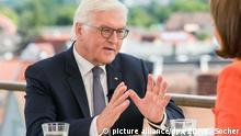 Deutschland | Sommerinterview mit Steinmeier