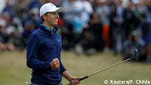 UK Golf Open Championship | Jordan Spieth