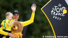 Frankreich Tour de France | 21. Etappe | Chris Froome