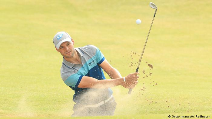 UK Open Golf Championship 2017 | Martin Kaymer (Getty Images/A. Redington)