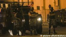 Jordanien Schüsse in israelischer Botschaft in Amman