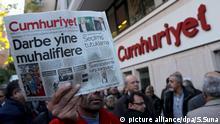 Reporter ohne Grenzen - Cumhuriyet