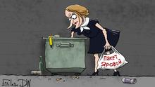Karikatur von unserem Karikaturisten Sergey Elkin ins System. Copyright Sergey Elkin. Stichwörter: Jarowaja, Russland, Internet-Provider, Karikatur, Elkin, Sergey Elkin