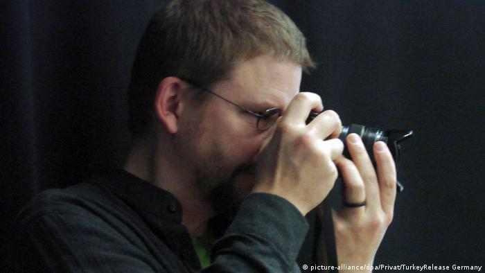 Peter Steudtner (picture-alliance/dpa/Privat/TurkeyRelease Germany)