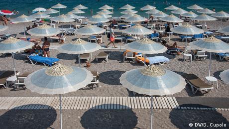 Μερική άρση της ταξιδιωτικής οδηγίας για τη Τουρκία