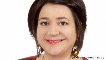 Neli Koleva bulgarische Bildungsexpertin